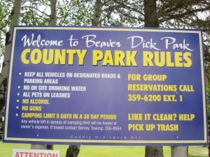 beaver-dick-rules