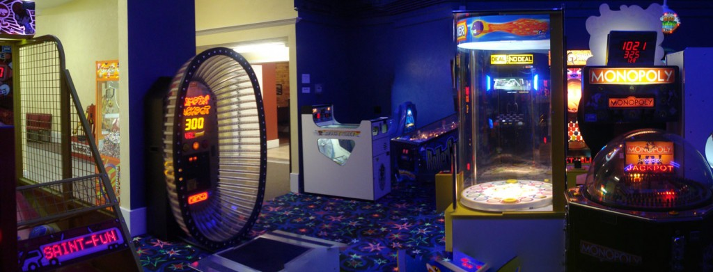 Arcade in the Craze - Rexburg Idaho