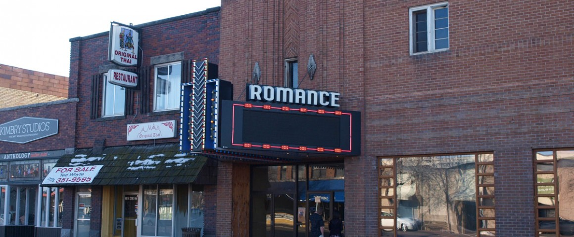 Romance Theater in Rexburg Idaho